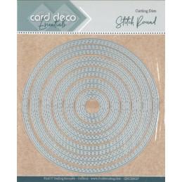CDECD 0027 Card Deco die
