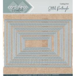 CDECD 0029 Card Deco die