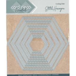 CDECD 0030 Card Deco die