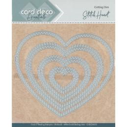 CDECD 0031 Card Deco die