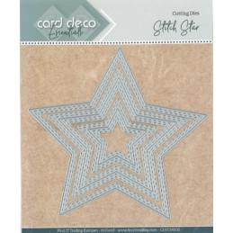 CDECD 0032 Card Deco die