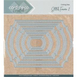 CDECD 0034 Card Deco die