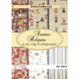 69819 Santas Helpers a4 design