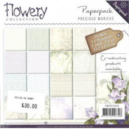 PMPP 10010 Flowery 15 x 15 cm.