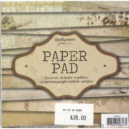PPSL 37 Paper pad 15 x 15 cm.