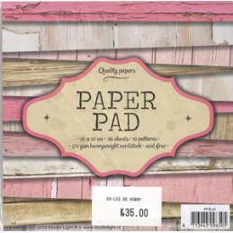 PPSL 40 Paper pad 15 x 15 cm.