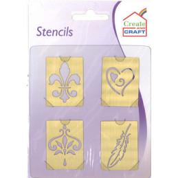318478 Stencil Create a Craft