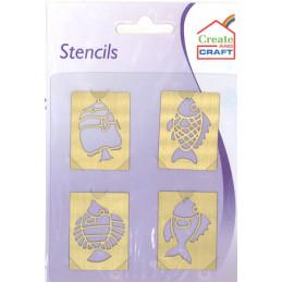 318485 Stencil Create a Craft