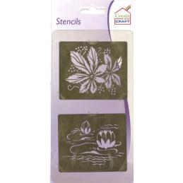 318553 Stencil Create a Craft