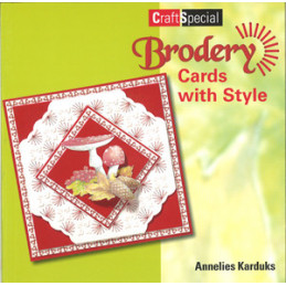 776327 Brodery Cards