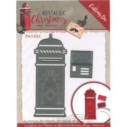 ADD 10226 Postkasse Amy design