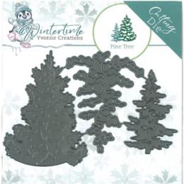 YCD 10216 jule træer Yvonne...