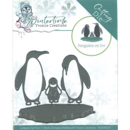 YCD 10218 Pingviner Yvonne...