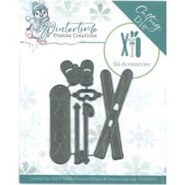 YCD 10219 Ski Yvonne Design