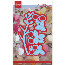 LR 0728 Blomster gren