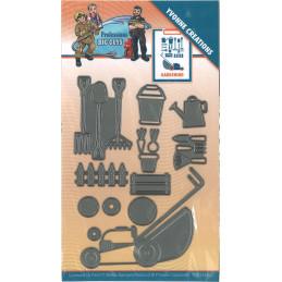 YCD 10240 Have værktøj