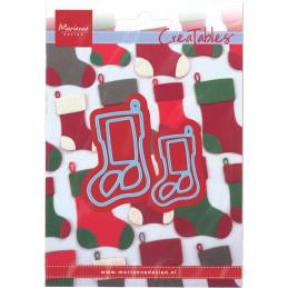 LR 0733 Jule sokker