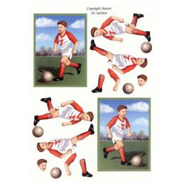 062028 - Fodbolds dreng