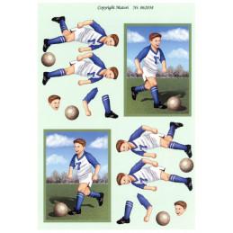 062038 - Fodbolds Dreng