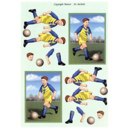 062040 - Fodbolds Dreng